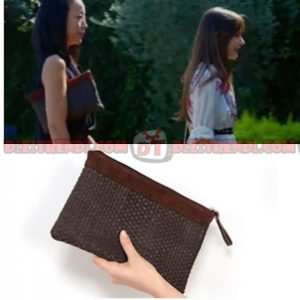 Nazlı'nın Japon Ortağının Kullandığı bu şık el çantası Pinky Lola design Marka.